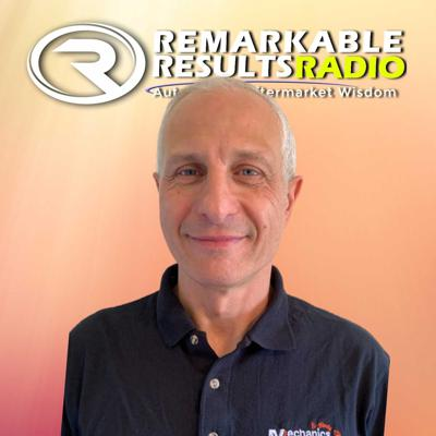 Cover art for Recruiting and Job Search for Industry Technicians and Owners – Elie Massabki [RR 536 ]