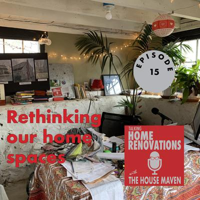 Cover art for Rethinking home spaces