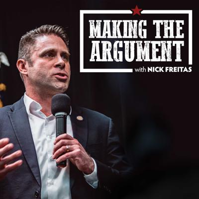 Green Beret combat veteran Nick Freitas has earned a reputation as a leading advocate for conservative policies and philosophy across the nation. Since Nick began to serve as a Delegate in the Virginia House of Delegates, he has garnered over 100 million views on speeches that he has given in defense of those conservative ideals.  In this podcast, Nick dives into the issues, policies, and political philosophies of our time to dissect the arguments presented by the left and to make the case for the conservative values and principles that make up the core of the conservative movement while telling relevant stories from his time in combat in Iraq and giving a behind the scenes look at the legislative process today.