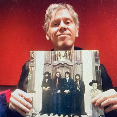 Cover art for Episode 12 – The Beatles Again (Hey Jude) – Craig Northey of Odds