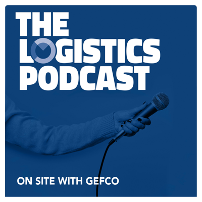 Cover art for Episode #23: On site with GEFCO
