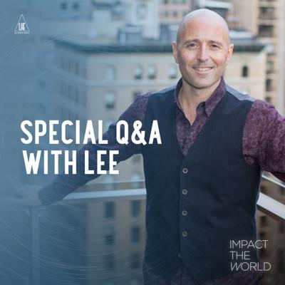 Cover art for Episode 17: Special Q & A with Lee