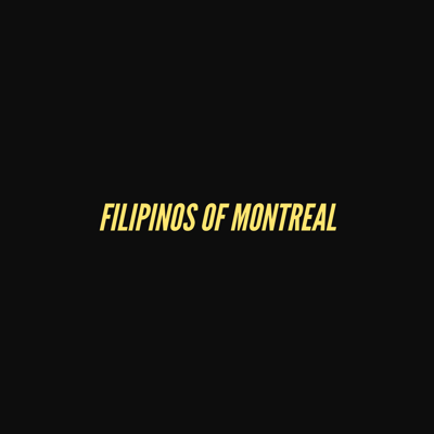 Podcast from the collaborators of @filipinosofmontreal highlighting the experiences of Filipino Montrealers.