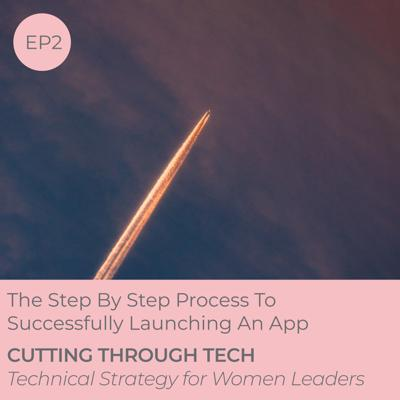 Cover art for EP2 —The Step By Step Process To Successfully Launching An App