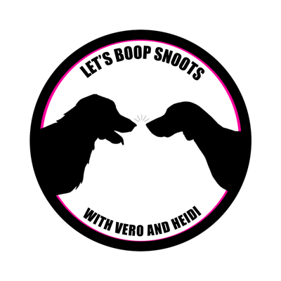 Let's Boop Snoots is a weekly podcast that covers many dog topics, from breeds, training, behaviors, products, stories and other fellow dog enthusiasts.  Join Véronik and Heidi every Wednesday!  Share your dog stories, make suggestions and reach out at: LetsBoopSnoots@gmail.com