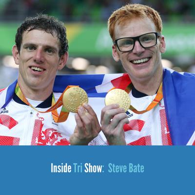 Cover art for Steve Bate: The Paralympian and adventurer going blind