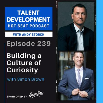 Building a Culture of Curiosity with Simon Brown from Novartis