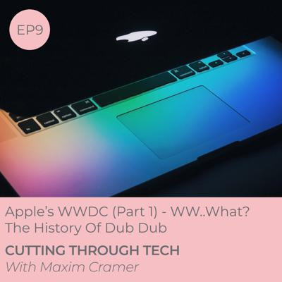 Cover art for EP9 — Apple's WWDC (Part 1) - WW..What? The History of Dub Dub