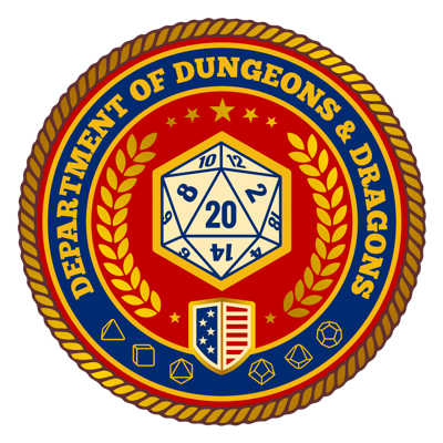 DoD&D (Department of Dungeons and Dragons)