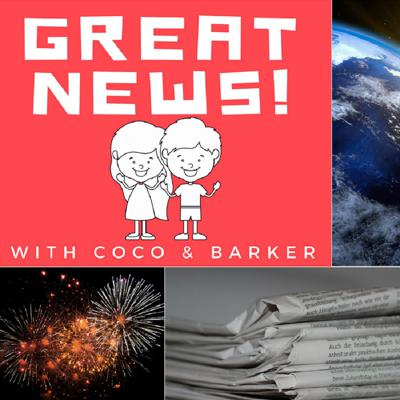 Great News with Coco and Barker