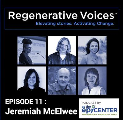 Cover art for #11 – Jeremiah McElwee
