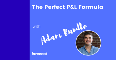 Cover art for The Perfect P&L Formula with Adam Rundle