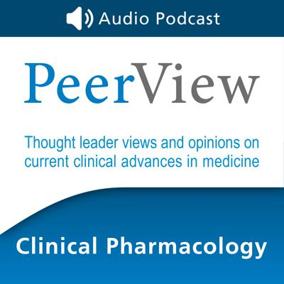 PeerView (PVI) is a leading provider of high-quality, innovative continuing education (CME/CE/CPE and MOC) for clinicians and their interprofessional teams. Combining evidence-based medicine and instructional expertise, PeerView activities improve the knowledge, skills, and strategies that support clinical performance and patient outcomes. PeerView makes its educational programming and expert-led presentations and symposia available through its network of popular podcast channels to support specific specialties and conditions. Each episode includes a link to request CME/CE credit for participation. PeerView is solely responsible for the selection of topics, the preparation of editorial content, and the distribution of all materials it publishes.