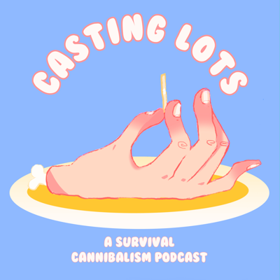 Join hosts Carmella and Alix as they explore real-life cases of survival cannibalism in this true history podcast.