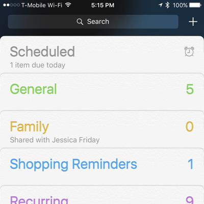 Cover art for iOS Reminders: Tips & Tricks