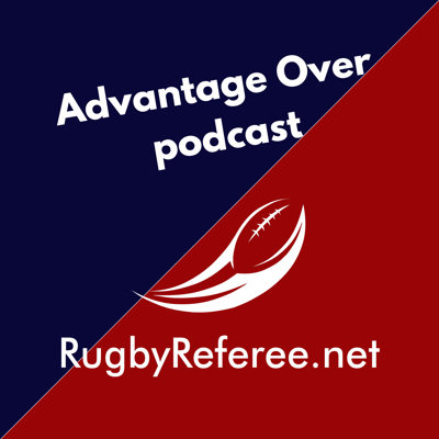 Episode 14 – Andrew Brace, IRFU and World Rugby referee is our guest