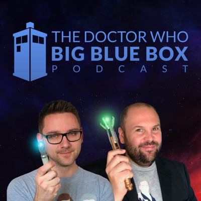 Since 2014 your hosts Garry and Adam have waffled about Doctor Who (almost) every week. Each episode features the latest news, a merch round up, convention reports and reviews. Email us at hello@bigblueboxpodcast with your audio reviews and read our articles on our website https://www.bigblueboxpodcast.co.uk. Welcome aboard the TARDIS and... allons-y!