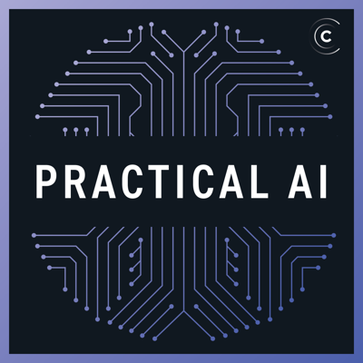 Cover art for Operationalizing ML/AI with MemSQL (Practical AI #94)