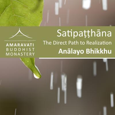 Satipaṭṭhāna / Satipatthana : The Direct Path to Realization by Analayo - Readings and comments by Ajahn Amaro