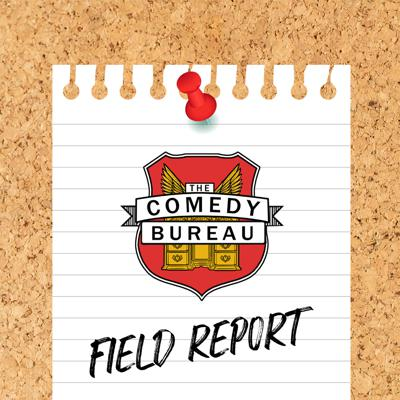 Bleav in The Comedy Bureau Field Report