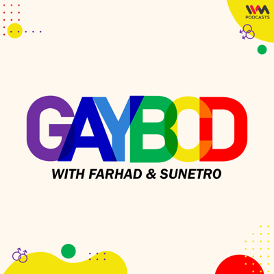 How do you learn a new language? You start with the alphabet! The ABCD of it all. Two blokes - Farhad Karkaria and Sunetro Lahiri will do exactly that, trying to learn, unravel, uncover and discover a little more about being queer in today's day and age.  What's in store? Some laughter, flubs and hearty moments. Tune in to discover the dictionary of all things in life from a queer perspective on GayBCD! New episodes out every Tuesday, starting 24th September.
