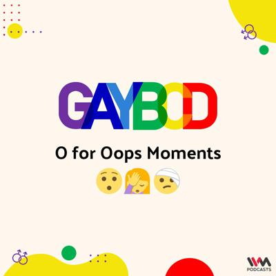 Cover art for Ep 84: O for Oops Moments