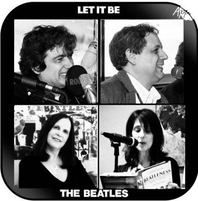 Cover art for Fab Two: Beatles Authors Come Together