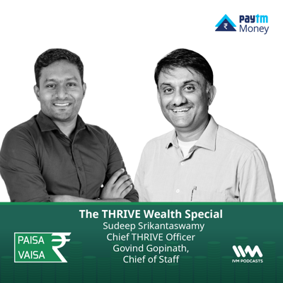Cover art for Ep. 249: The THRIVE Wealth Special
