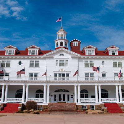 Cover art for Room 217 (The Stanley Hotel)