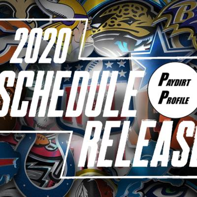 Cover art for Profiling Some of the Top Games from the 2020 Schedule Release