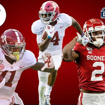 Cover art for Profiling the Top 3 WRs in the 2020 Draft