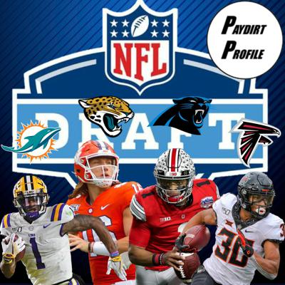Cover art for Profiling our 2021 NFL Mock Draft 1.0