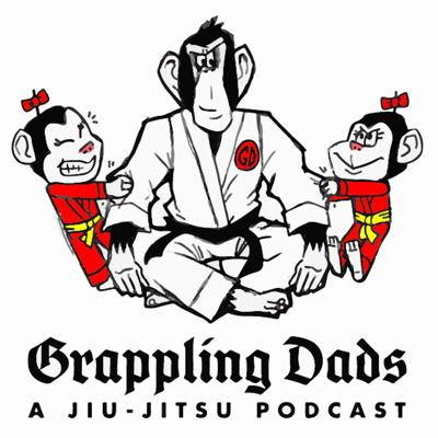 Welcome to the Grappling Dads Podcast! We're two old dudes who love Jiu Jitsu, and we happen to be fathers. Hence the name: Grappling Dads.We're a weekly podcast that answers the questions you're constantly thinking about Brazilian Jiu Jitsu. While our knowledge is limited at best, we go to the real expert – Kroyler Gracie – to get way too much detail that we struggle to understand. That's right, we're the conduit to a member of the Gracie family and we can't read good.Each week we loosely focus on a topic regarding Brazilian Jiu Jitsu, such as how to start a roll, Gi vs. NoGi, how to keep your kids involved, farting during a roll, and many more insightful topics. The answer is always Gi, no questions asked. We will fight you. We also take listener comments and questions and try to respond in a timely manner (aka whenever someone checks the email inbox).Remember to always trust the technique (aside from actual podcasting skill) and join us on your Jiu Jitsu Journey (we hate ourselves too).