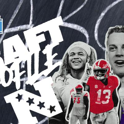 Cover art for Profiling the 2020 NFC Draft Grades