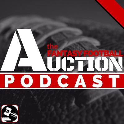 Fantasy Football Auctions - All Auction, All The Time! We are the official podcast of the only website that is