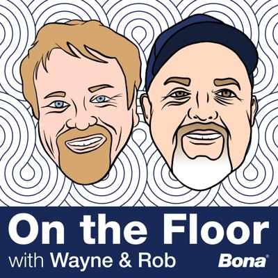 When it comes to installing hardwood flooring, there are many different options and methods to consider for the best outcome. Tune in each Wednesday as Bona Adhesives Manager, Wayne Highlander, and Bona Trainer, Rob Johnson, pick each other's brains on which products and techniques work best to create beautiful floors with a solid foundation. Whether you're a rookie contractor just learning the ropes in the hardwood flooring trade, or a 3rd-generation seasoned flooring veteran, this podcast will offer a bit of humor infused with useful and engaging information to take on the floor with you.