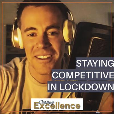 Cover art for #124: Staying Competitive Despite the Lockdowns