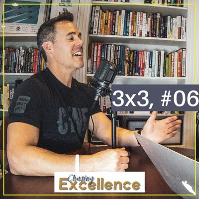 Cover art for #117: Athlete Reads, Garage Gym Gear, & Sleep Tips (3x3 #06)