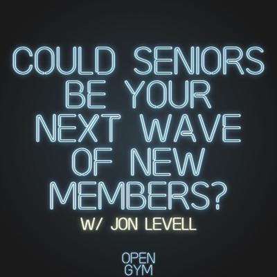 Cover art for Could seniors be your next wave of new members?