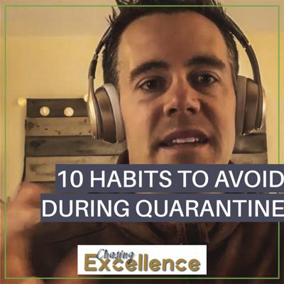 Cover art for #121: 10 Habits to Avoid During Quarantine