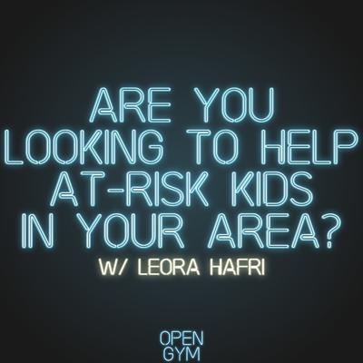 Cover art for Are you looking to help at-risk kids in your area?