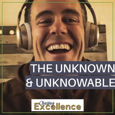 Cover art for #120: The Unknown and the Unknowable