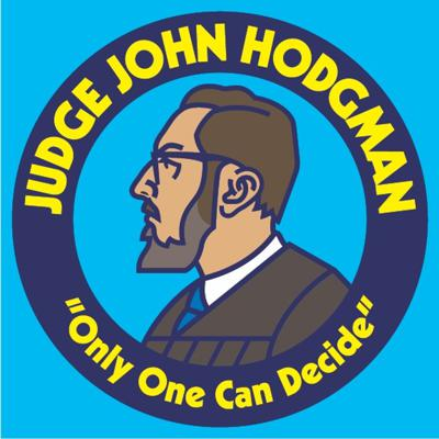 John Hodgman's Today in the Past podcast is now The Judge John Hodgman Podcast.  Have your pressing issues decided by Famous Minor Television Personality John Hodgman, Certified Judge.  If you'd like John Hodgman to solve your pressing issue, simply email it, along with your phone number, to hodgman@maximumfun.org.  THAT IS ALL.