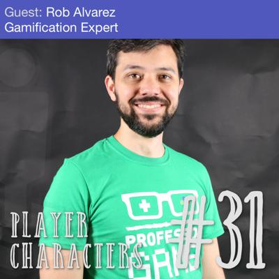 Cover art for You'll never be completely ready | Gamification Expert Rob Alvarez