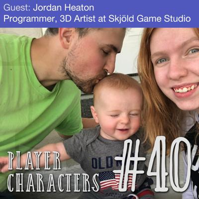 Cover art for How Do We Make This Game Fun | Programmer and 3D Artist Jordan Heaton