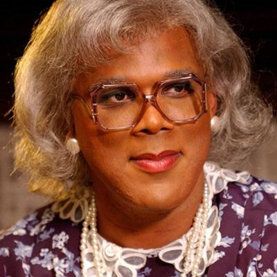 Cover art for Tyler Perry and the MCU: Madea Cinematic Universe
