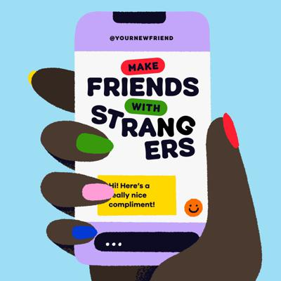 Cover art for Make Friends With Strangers