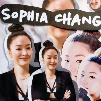 Cover art for Sophia Chang on Hoarding Skills and Staying Busy