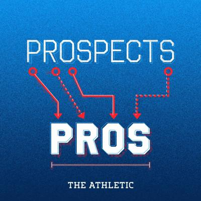 What does it take to make it in the NFL as a rookie? The Athletic's NFL Draft experts Dane Brugler & Chris Burke bring you a year-round look at the NFL draft, from how the current rookies are performing, to current college names to watch for next year's class, 'Prospects to Pros' covers it all exclusively on The Athletic.