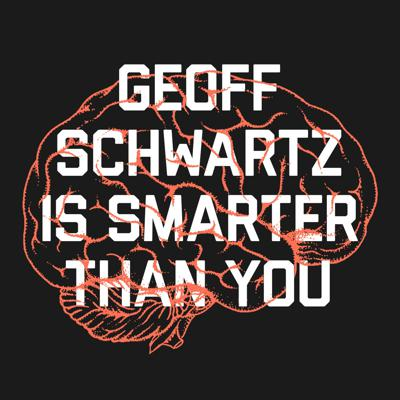 Geoff Schwartz Is Smarter Than You: A show about the NFL